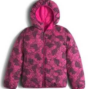 North Face Perrito Reversible Water Hooded Jacket